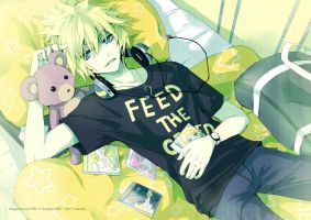 VOCALOID: Listening to You by Lancha