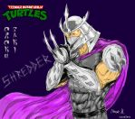 Shredder Wallpaper by Nevzat-M