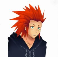 blah Axel by Leesgirl