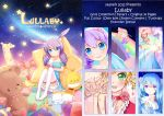 Lullaby- Haneiy's 2013 Artbook! Original + Fanart by haneiy