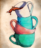 Teatime by the-improbable-ive