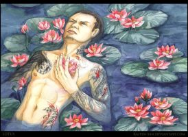 Dir en Grey: LOTUS by Kaiten-san