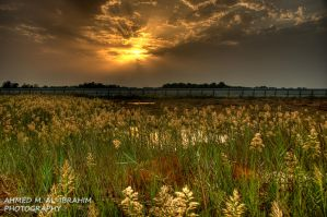 Sunset,, HDR by amai911