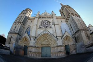 Cathedral St Pierre IV by AuroraxCore
