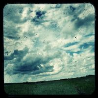 Field and Clouds by deadlanceSteamworks