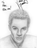James Marsters by Lorelailah