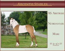 6174 AS Abstruse - SOLD by Argentievetri