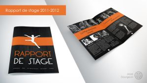 Rapport de stage 2011-2012 by Jesse-Gourgeon