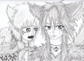 blah catboys . by tiny-alisia