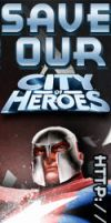 Save our City banner (tall) by CMKook-24601