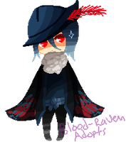 Honchkrow adopt {CLOSED} by Blood-Raven-Adopts