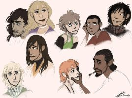 Humanized by TheScatterbrain