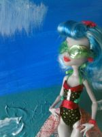 Ghoulia by IllegalSympathy