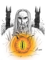 saruman by IndioBlack619