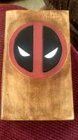 Deadpool Journal by MaiseDesigns