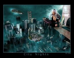 City Nights by Karaliina