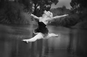 Swan Lake by KatherineDavis