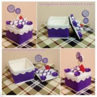 Purple Lolli's Cake... by SongAhIn