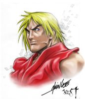 ken masters 2011 redux - video link by westwolf270