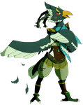 Revali by Moriri