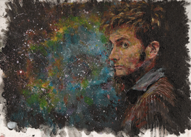Tenth Doctor 2 by ApeSpacer