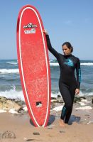 Ericeira Surf Girl 2 by filipamonteiro