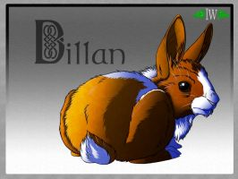 Dillan by IrishWolven