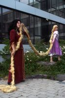 Rapunzel Cosplay - 4 by LostRiddle