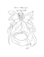 Effin magical angel fairy by ScandinavianLullaby