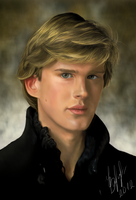 Cary Elwes by lerielos