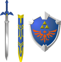 Request - Master Sword Redesign by Doctor-G