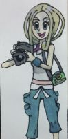 Pokemon X and Y: Gym Leader Viola by Brawl483