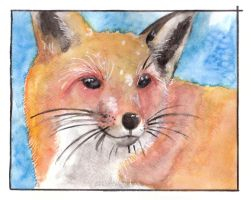 Fox 2 by Paintwick