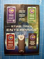 Set of Star Trek - Enterprise Badges by CmdrKerner