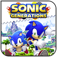 Sonic Generations Icon by Alucryd
