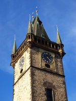 Old Town Hall Tower01 by abelamario