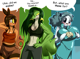Sexy Starters by BlackSen