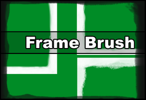 Frame Brush by Faeth-design