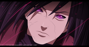 Uchiha Madara God Of The World by IITheYahikoDarkII