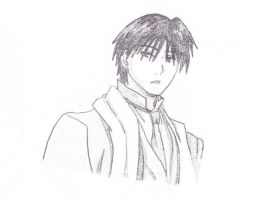 Roy Mustang, the Flame Alchemist by TheSleepyRabbit