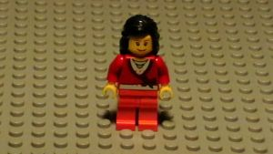 First Woman Minifigure by Indonesia-chan