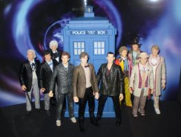 Timelord - 10 Doctors by CyberDrone
