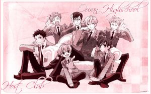 Ouran Highschool Host Club Old by ConanEdogawa14