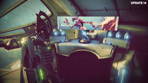 Warframe Update 14: The Mad Cephalon by TheSpaceKnight