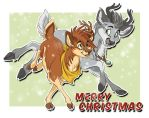 Just another kitschy Christmas card. by TheOutli3R