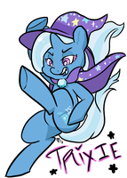 Trixie Coming At Ya by Mini-Tea