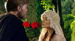 Marriage: Jedi and Handmaiden by violetofviolence