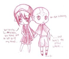 Taang: Won't Let Go by Kimi-Juu