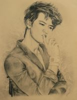 Flaming Charisma Minho by HailieM