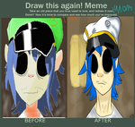 Draw This Again: 2D by FrozeToDeath